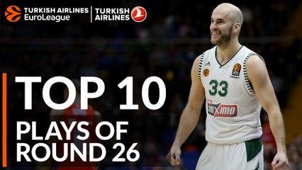 Regular Season, Round 26: Top 10 plays