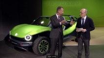Volkswagen ID. BUGGY reveal at Volkswagen Group Night 2019 - Geneva 2019