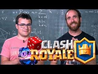 ¿Qué probabilidad hay de que te salga un cofre supermágico en Clash Royale? con TheAlvaro845