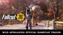 Fallout 76 - Trailer de gameplay de Wild Appalachia