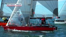 2019 Helly Hansen NOOD Regatta San Diego: Friday Highlights