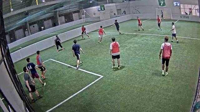 03/16/2019 00:00:01 - Sofive Soccer Centers Rockville - Camp Nou