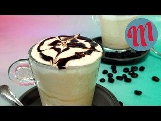 Mousse de café casero | Receta fácil y rápida