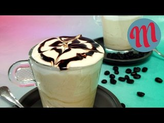 Mousse de café casero   Receta fácil y rápida