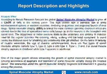 Global Spinal Muscular Atrophy Market Size
