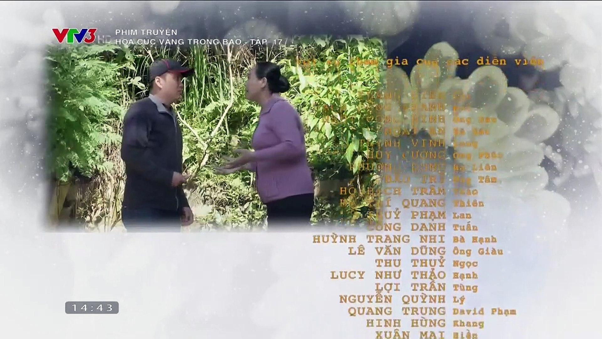 Hoa Cúc Vàng Trong Bão Tập 18 ~ Bản Chuẩn ~ Phim Việt Nam VTV3 ~ Phim Hoa Cuc Vang Trong Bao Tap 19