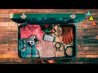 10 cosas que no puedes olvidar meter en la maleta