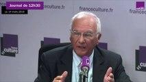 """Gilles Carrez : """"Je ne suis pas favorable à la privatisation d'Aéroports de Paris car je suis instruit par l'expérience de la privatisation des autoroutes qui a été un fiasco"""""""