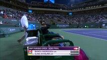 Bianca Andreescu advances to Indian Wells  final after beating Elina Svitolina