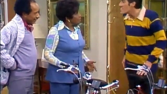 The Jeffersons S02 E05 Mother Jefferson's Fall