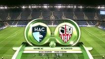 HAC - AC Ajaccio (3-1) : le résumé vidéo du match