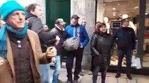 Marche pour le climat à Besançon : les manifestants donnent de la voix
