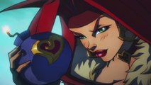 Battle Chasers Nightwar Mobile Edition - Vidéo d'annonce