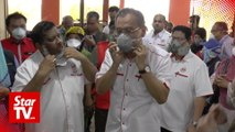 Health minister: Toxic gas not expected to cause long-term chronic effects