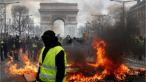 "Dozens Of Arrests Made As France's ""Yellow Vest"" Protesters Are Reinvigorated"