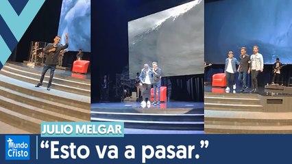 Julio Melgar habla de su Fe durante este proceso   Unidos Con Julio