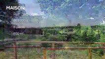 QUERCY - PROCHE LAUZERTE - Maison en pierre avec grange et 2.85 hectares