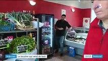 Ardennes : un boucher qui vend de tout après la fermeture de La Poste