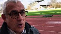 """Manuel Peixoto (entraîneur des féminines du FC Metz) : """"Je leur reproche d'avoir baissé les bras"""""""