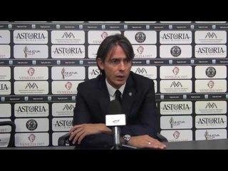 Conferenza stampa di Mister Inzaghi post Venezia - Bassano