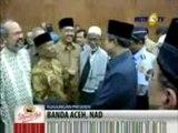 Presiden Mengajak Seluruh Elemen Masyarakat Membangun Aceh