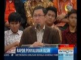 Indonesia Bersuara: Rapor Penyaluran BLSM (3) | Metro TV