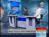 Primetime News Metro TV: Ruhut Ditolak, Ruhut Menggertak Part 1