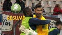 Grenoble Foot 38 - AS Nancy Lorraine (1-0)  - Résumé - (GF38-ASNL) / 2018-19