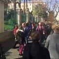 """""""La marche du siècle"""" pour le climat réunit 200 personnes à Ajaccio"""