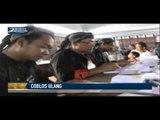 Tari Jathilan Hibur Pencoblosan Ulang di Ponorogo