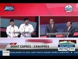 Debat Kandidat, Jokowi: Pemilihan Kepala Daerah Dilaksanakan Serentak untuk Efisiensi Biaya