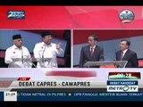 [Debat Kandidat] Debat Capres dan Cawapres 2014 (4)