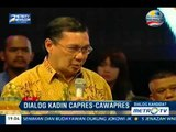 Dialog Kadin Capres dan Cawapres: Prabowo-Hatta (2)