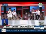 [Debat Capres-Cawapres 2014] Pangan, Energi, dan Lingkungan (4)