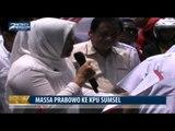 Massa Prabowo Geruduk KPU Sumsel