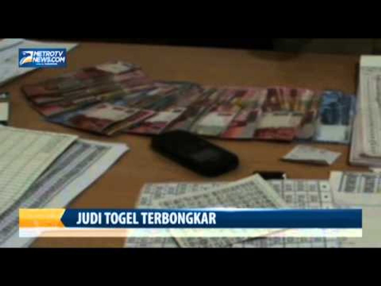 Bandar Judi Togel Beromzet Puluhan Juta Ditangkap