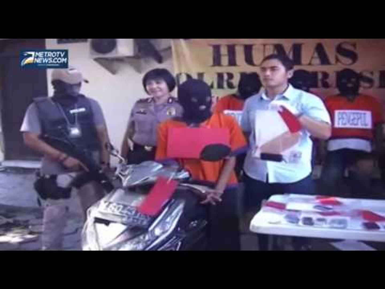 Polisi Bongkar Sindikat Judi Togel di Gresik