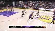 DeJuan Blair (15 points) Highlights vs. South Bay Lakers