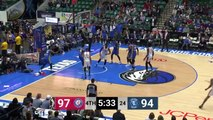 Clippers Two-Way Player Angel Delgado Posted 20 PTS & 21 REB For Agua Caliente Clippers