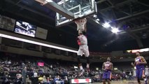 Gary Payton II Throws Down The Windmill Slam For The Rio Grande Valley Vipers