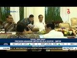 Jokowi Perintahkan Hentikan Impor Barang Tak Strategis
