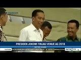 Jokowi Tinjau Venue Asian Games 2018