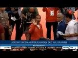Jokowi Datang, Emas Datang, Eko Yuli Raih Emas Angkat Besi Asian Games 2018