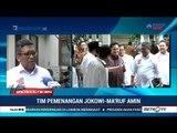 Erick Thohir Tiba di Posko Cemara, Detik Detik Pengumuman Komandan Tim Pemenangan Jokowi-Ma'ruf
