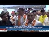 Hari Pertama Kerja Gubernur Sumut, Edy Rahmayadi