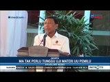 """Wiranto Desak MA Cepat Memutuskan Boleh Atau Tidak Mantan Koruptor """"Nyaleg"""""""