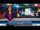 Solo Rayakan Hari Olahraga Nasional : Kirab Peraih Medali Asian Games