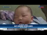 Unik ! Namanya Adibah Asian Games, Lahir Di Palembang Saat Asian Games 2018