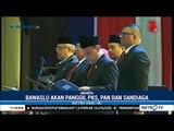 Heboh Mahar Politik, Bawaslu akan Panggil Sandiaga Uno, PKS dan PAN