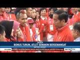 Atlet Tak Menyangka Jokowi Berikan Bonus Secepat Itu Bahkan Sebelum Penutupan Asian Games